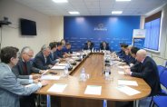 The meeting with entrepreneurs of the North Kazakhstan region