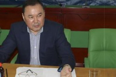 Bolat Palymbetov held a reception in the Ili district of Almaty region