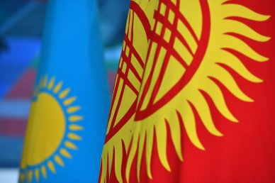 Trade turnover between Kazakhstan and Kyrgyzstan decreased by 11% over the year