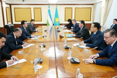 Kazakhstan and Uzbekistan adopt roadmap for enhancing cooperation in agriculture