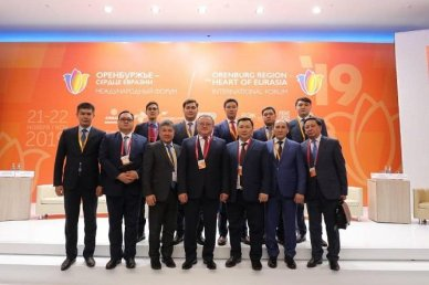 Kazakhstan and Russia discussed development of cross-border cooperation at the forum in Orenburg
