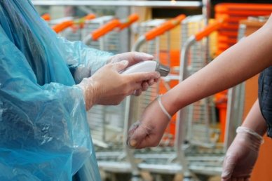 For violations of sanitary standards, 2.5% of inspected business entities of Almaty were subjected to administrative measures